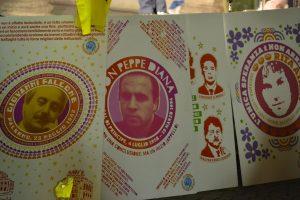 Placates commemorating mafia victims