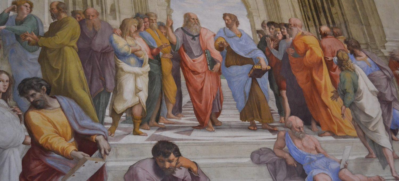 Schule des Raffael Vatikanische Museen Rom