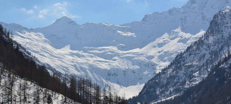 Val Quarazza Piemont Walserweg