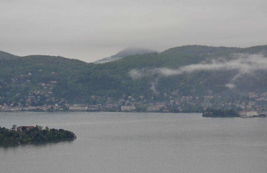 April Borromäische Inseln Lago Maggiore