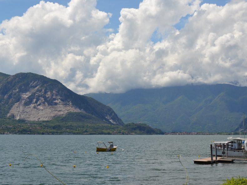 Lago Maggiore bei Suna Verbania