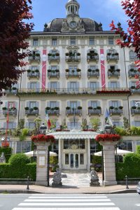 Grand Hotel since 1863 – Des Isles Borromees