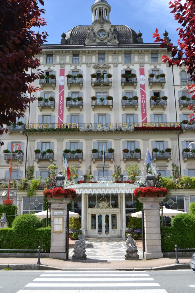 Grand Hotel since 1863 – Des Isles Borromées
