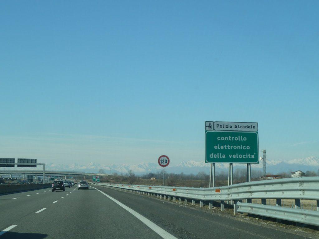 Autostrada - Bis 130 km/h