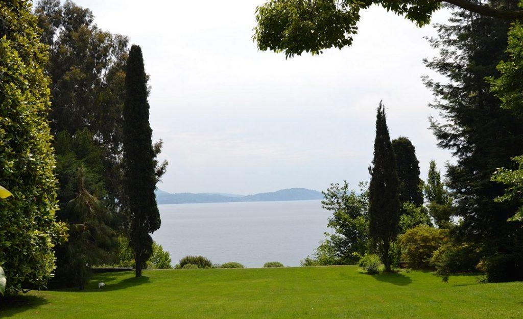 Grüne Insel Isola Madre