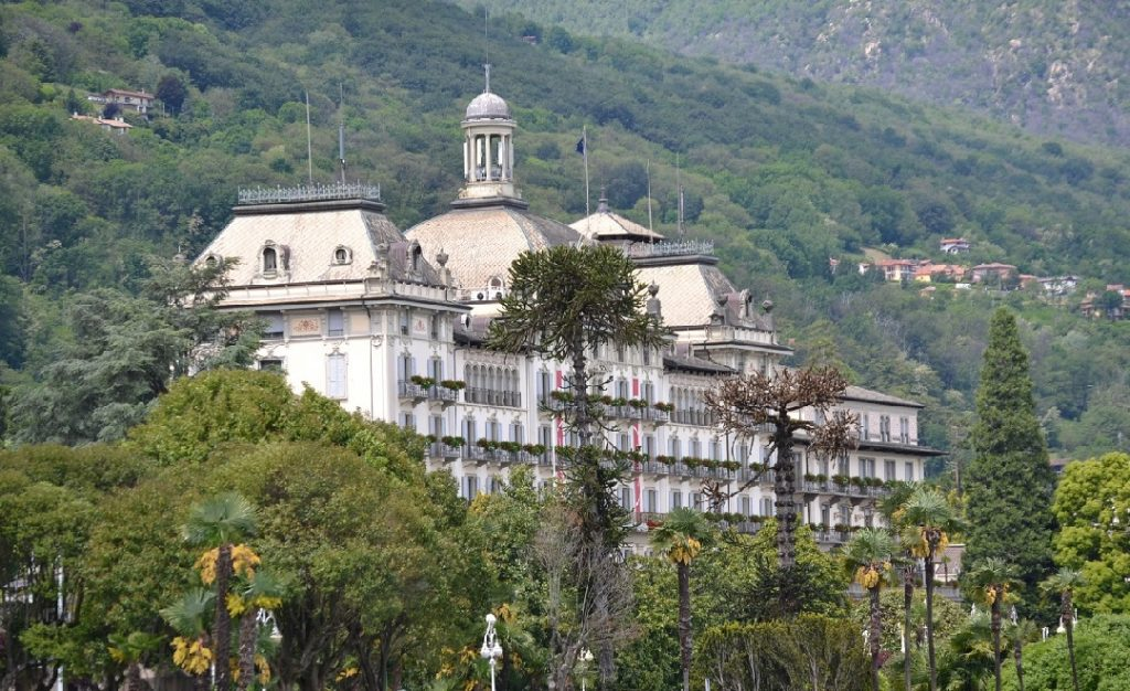 Grand Hotel Iles des Borromees heute