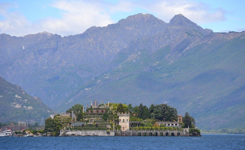 Isola Bella mit Terrassengarten