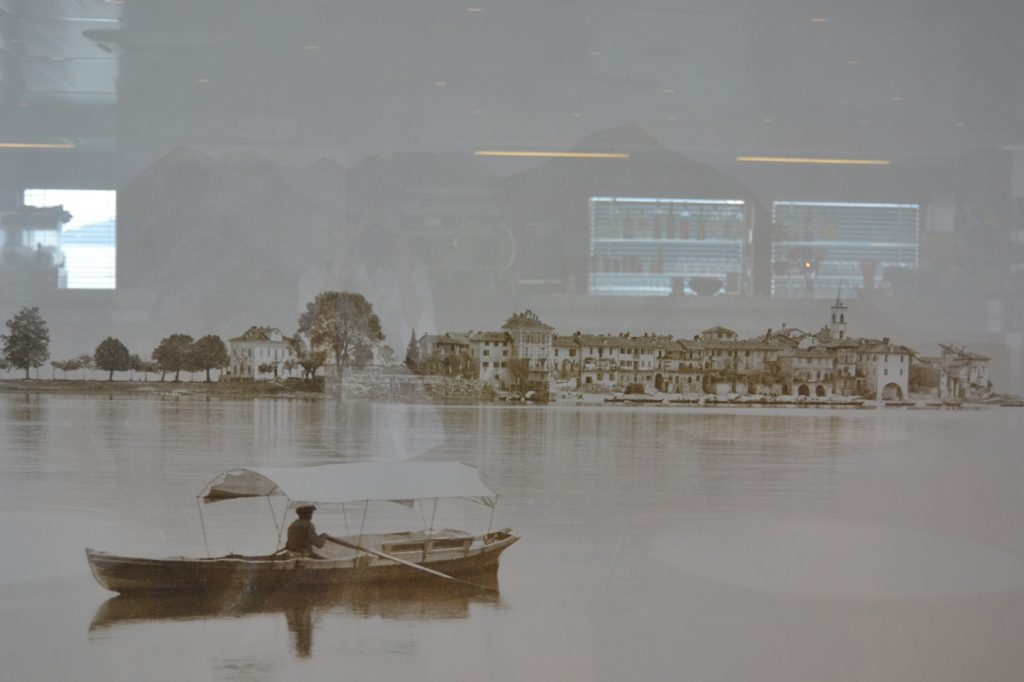 Isola Superiore dei Pescatori - Historic picture