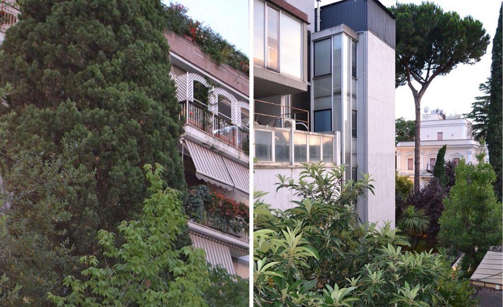 Hotel Villa Pirandello Aussicht