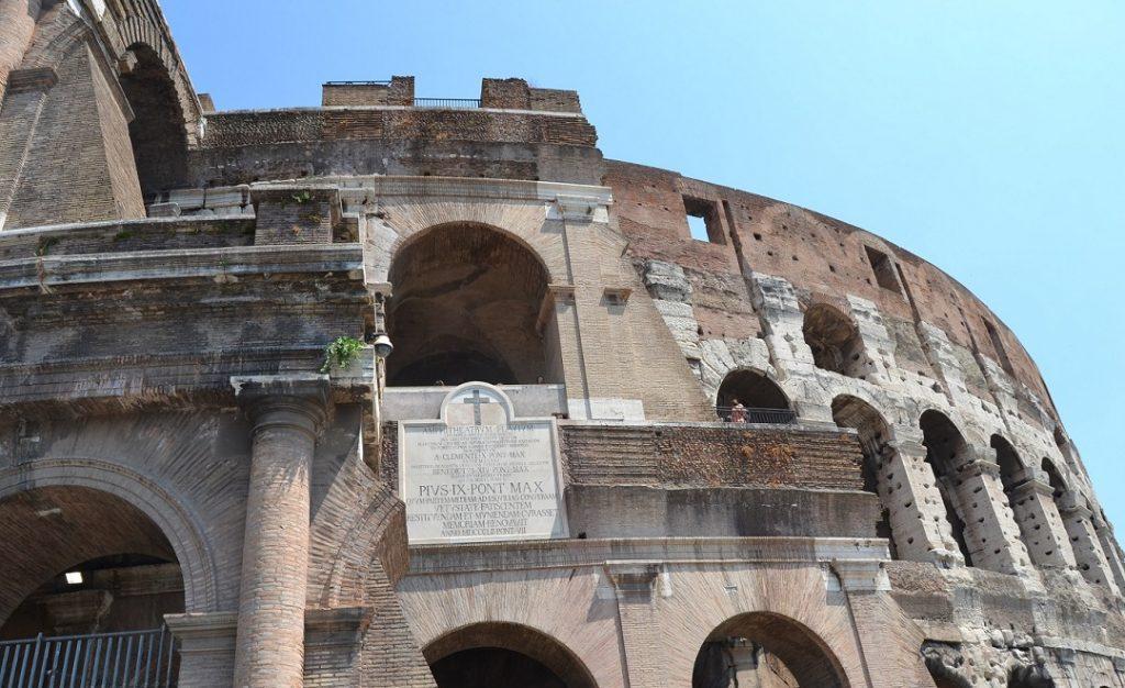 Kolosseum Rom Nahaufnahme