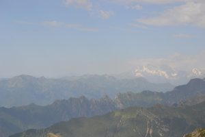 Mountains and valleys - Corni di Nibbio and Monte Rosa