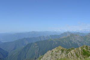 Corni di Nibbio und Monte Rosa