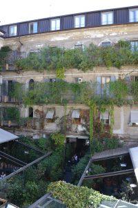 Die Stadt möchte ein Garten sein