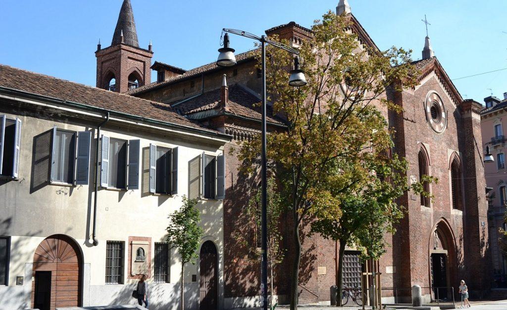 Kirche Santa Maria Incoronata Mailand
