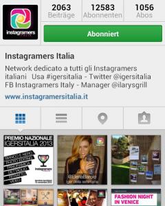 Instagramers Italia