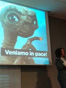 invasionidigitali - veniamo in pace