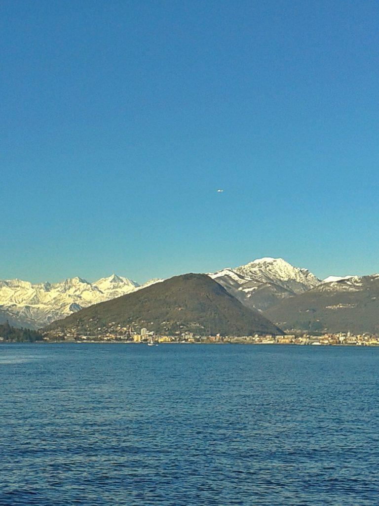 Lago Maggiore, Fähre Laveno - Verbania Intra