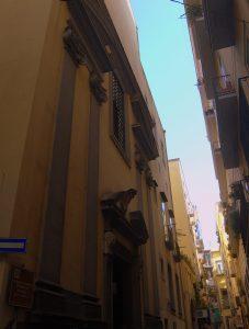 Capella San Severo, Neapel