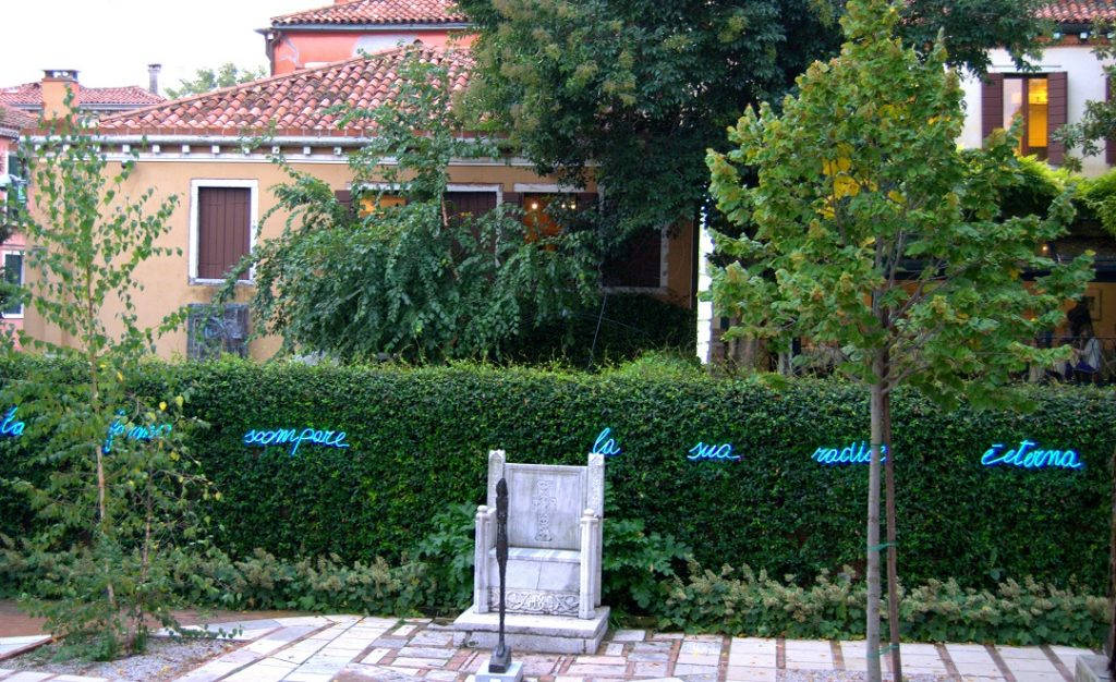 Garten der Peggy Guggenheim