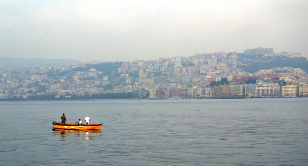 Im Golf von Neapel