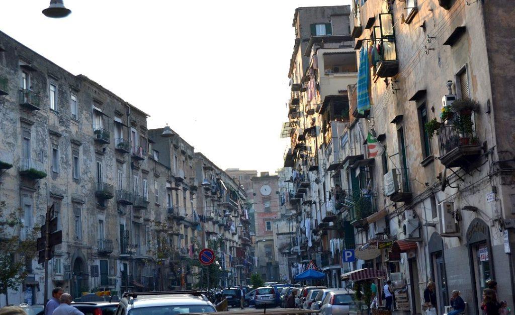 Sanità-Viertel Neapel