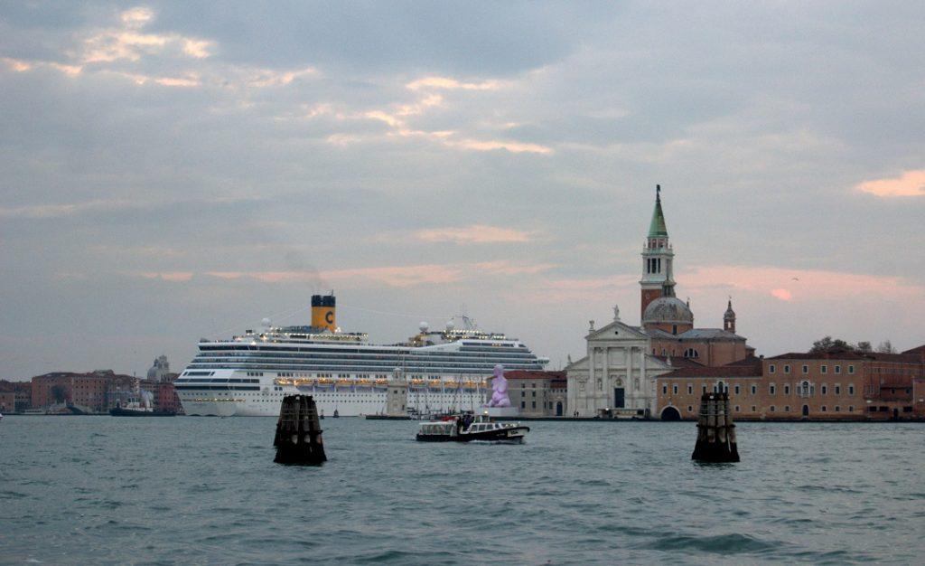 Venedig - Zu kostbar für Kreuzfahrtschiffe