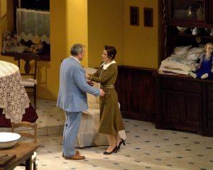 Gespräch mit Alfredos Vater - Zweiter Akt