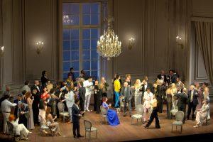 Party bei Violetta - Erster Akt