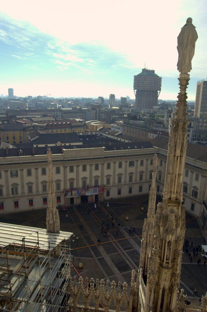 Mailand Domblick