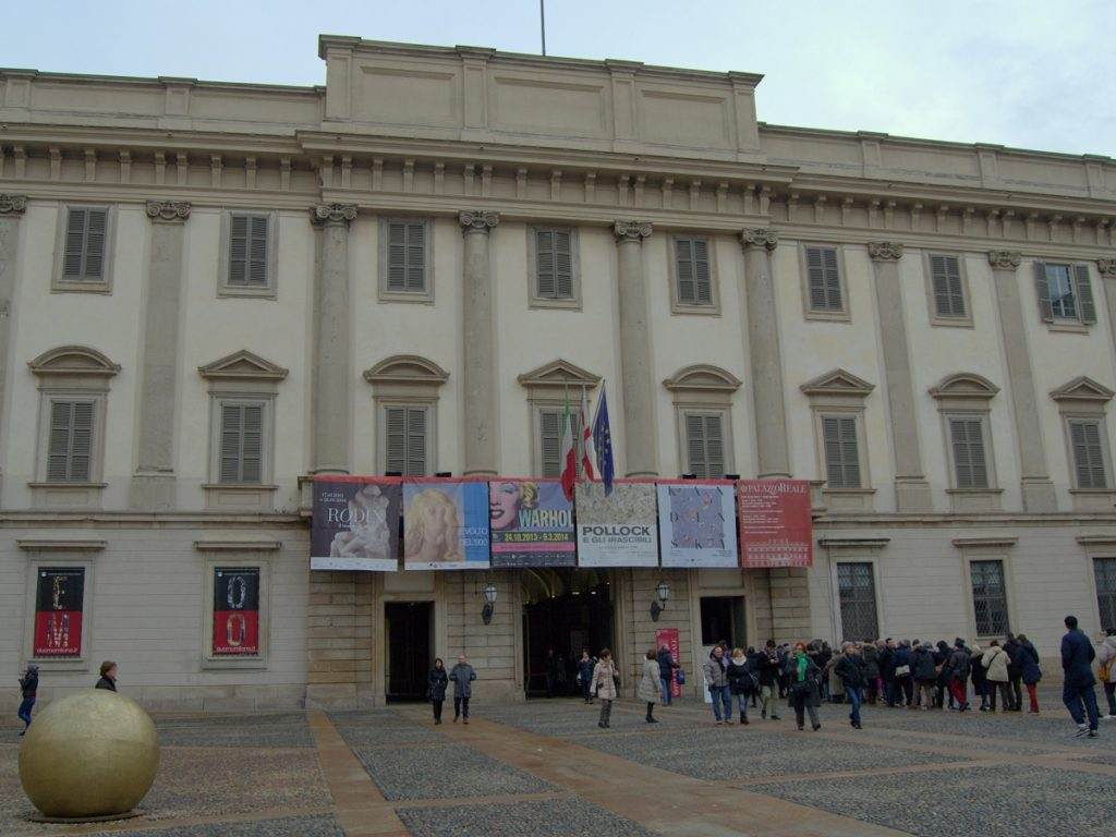 Mailand Palazzo Reale