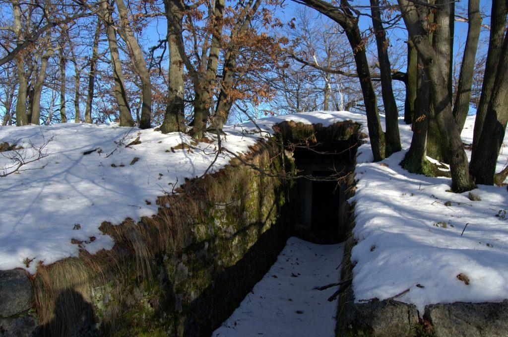 Bunker der Cadorna-Linie