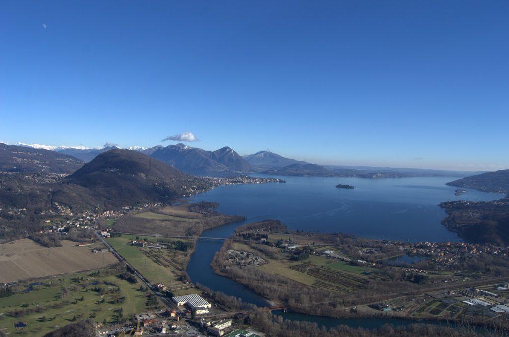 Gipfelblick Montorfano
