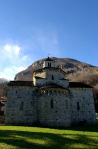 Romanesque church Mergozzo