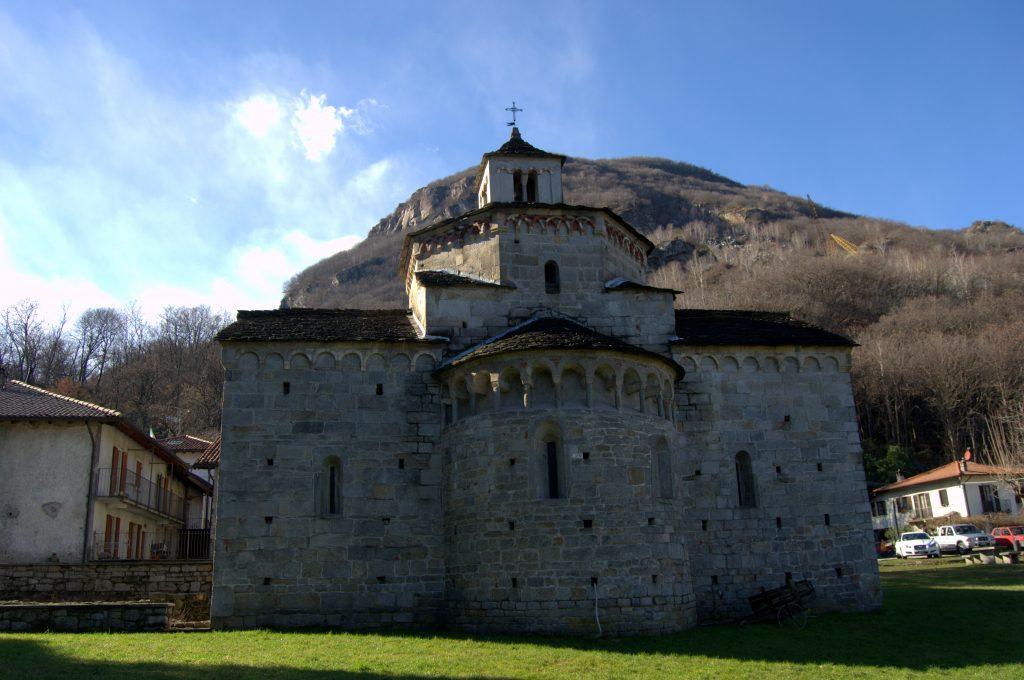 Kirche Montorfano Lago Maggiore