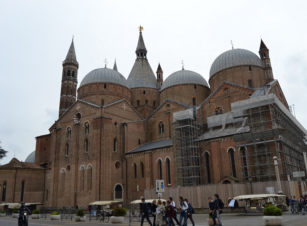 The oriental - Basilica of Saint Anthony of Padua