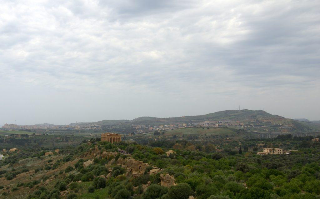 Tal der Tempel, Agrigento
