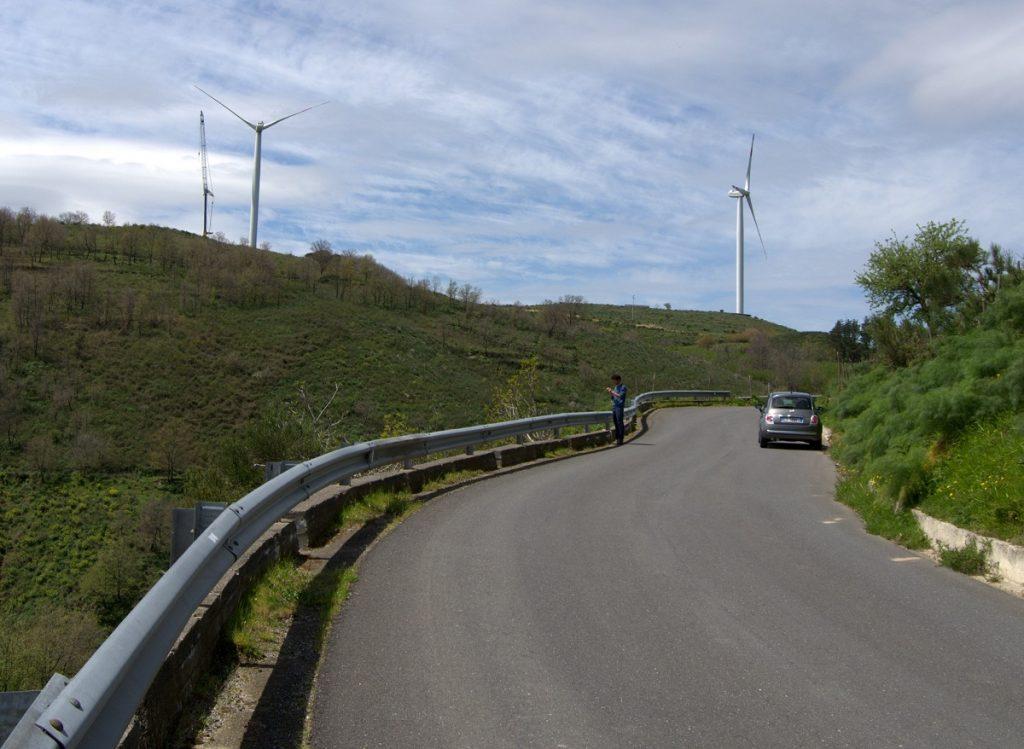 Roadtriptauglich - Auf dem Weg zum Ätna