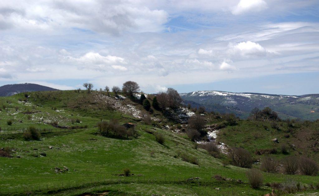 Nebrodi-Berge