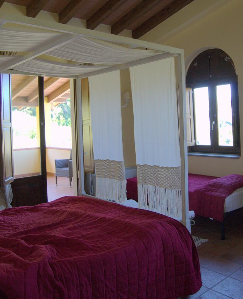 Sonne am Morgen - Zimmer Antica Tindari