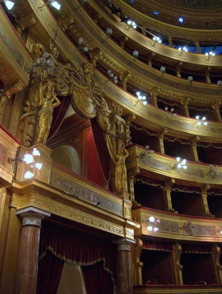 Teatro Massimo - Erste Loge