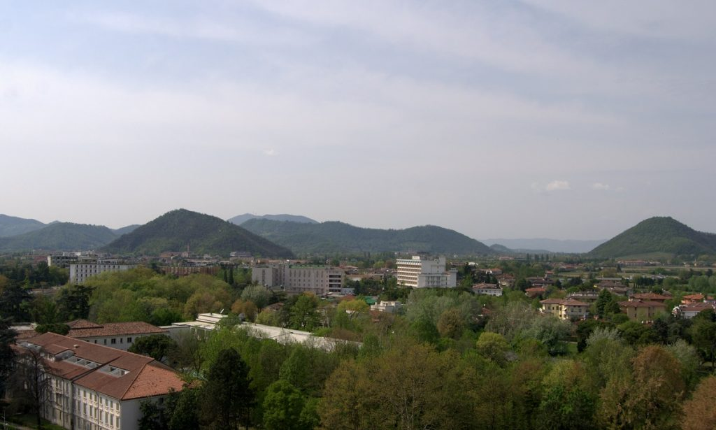 Abano Terme - Hauptstadt der Thermalbäder