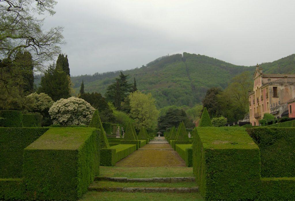Garten Valsanzibio