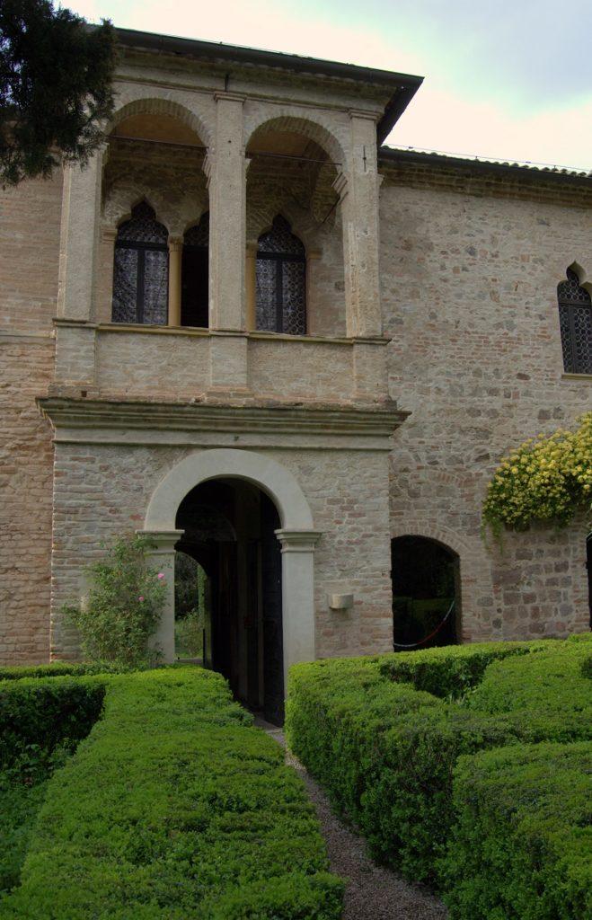 Petrarcas Haus Arqua