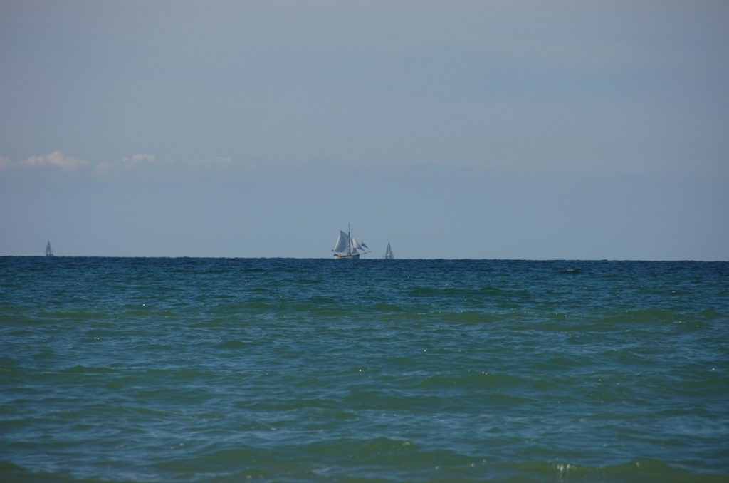 Ostsee im Sommer
