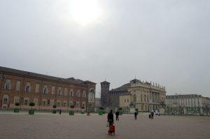 Palazzo Madama: Was war da los?