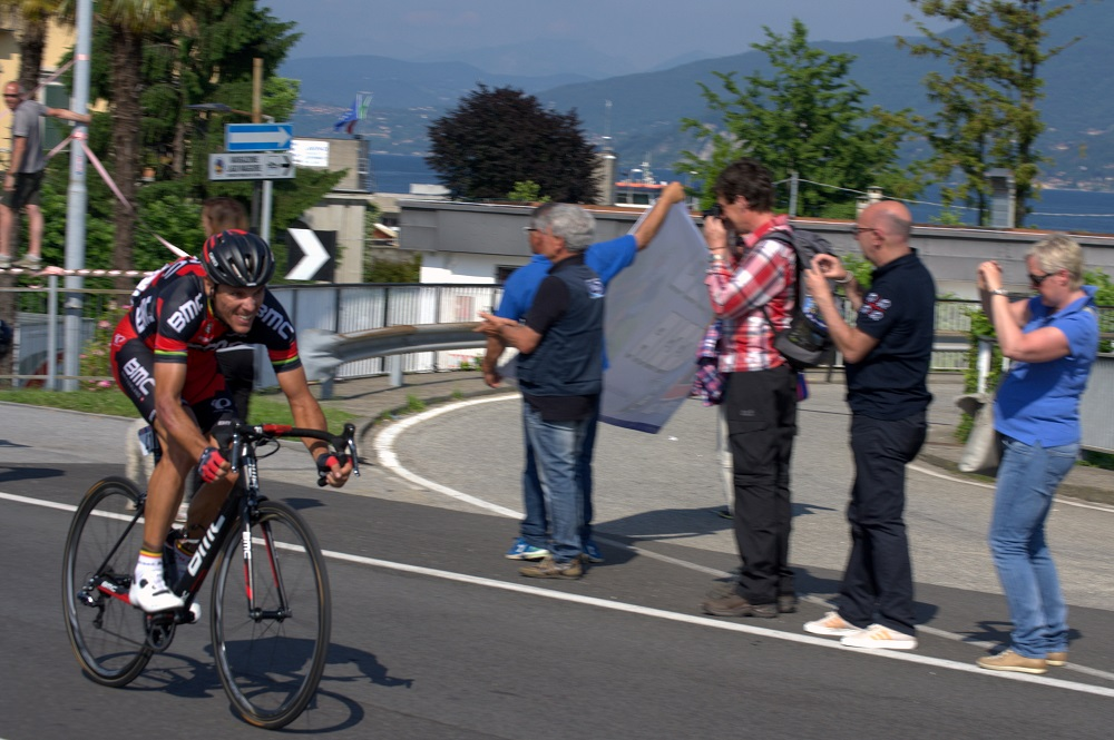 Philippe Gilbert siegt in Verbania
