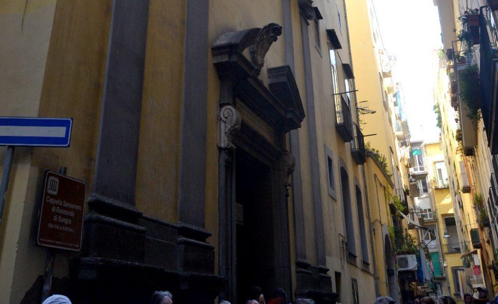 Cappella Sansevero Neapel