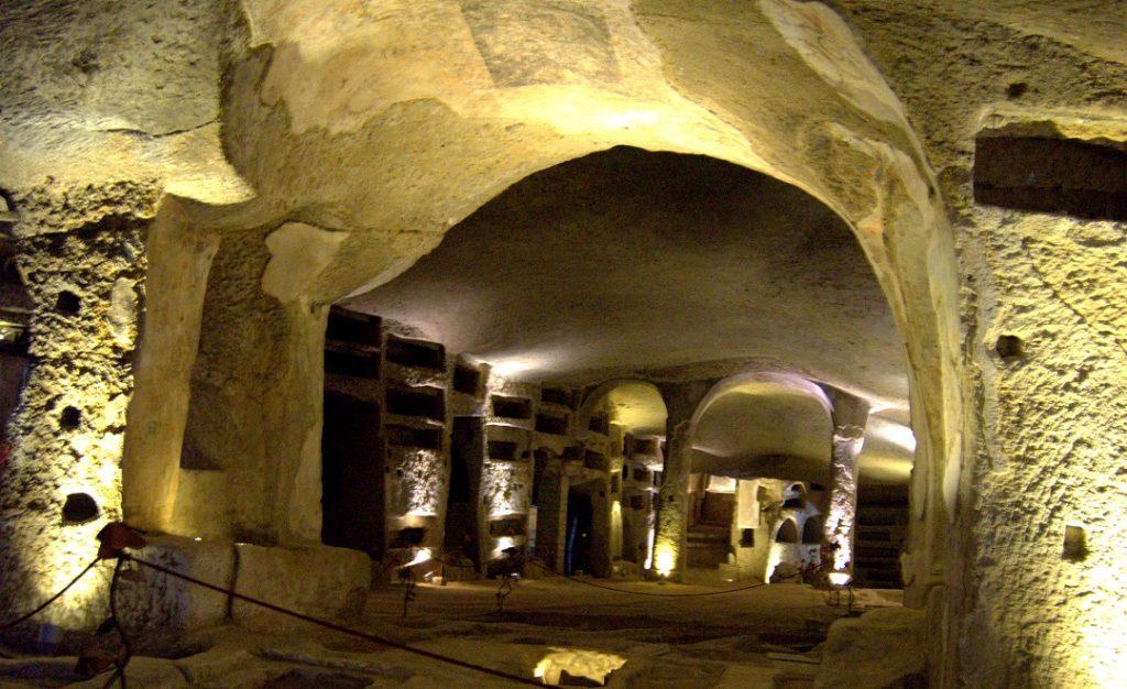 Katakomben San Gennaro Neapel