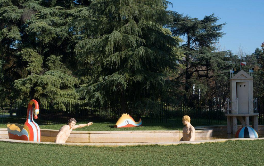 Bagni Misteriosi Mailand Triennale