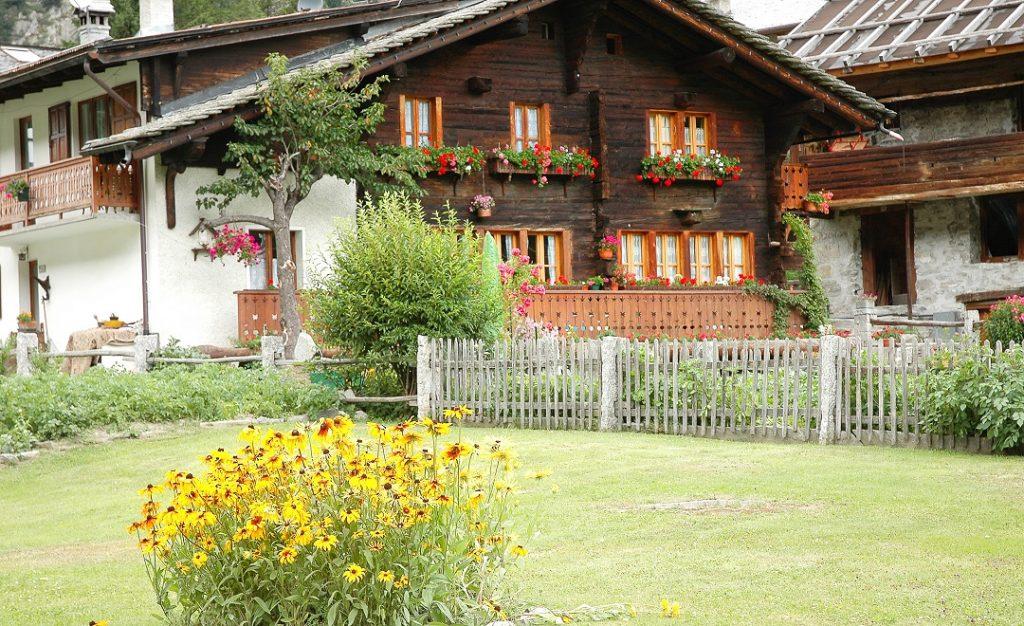 Walserhaus in Macugnaga